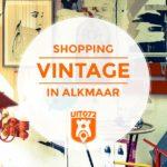 Vintage shopping in Alkmaar