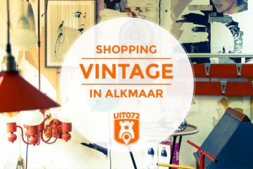 Vintage shopping in Alkmaar