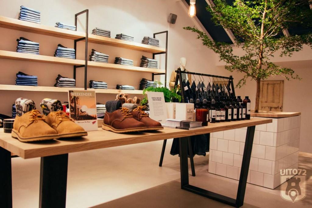 Twentyonewood: schoenen en broeken