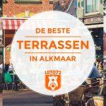 De 21 beste terrassen van Alkmaar