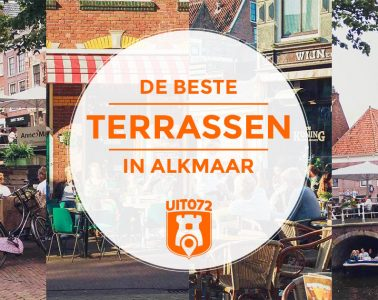 Beste terrassen in Alkmaar