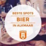 5 beste spots voor bier in Alkmaar