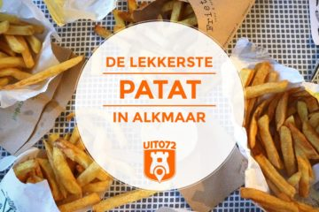 Lekkerste patat in Alkmaar