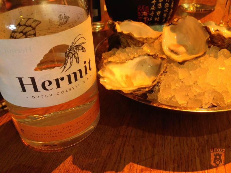 Gin & Tonic: Hermit (1480|FoodBar)