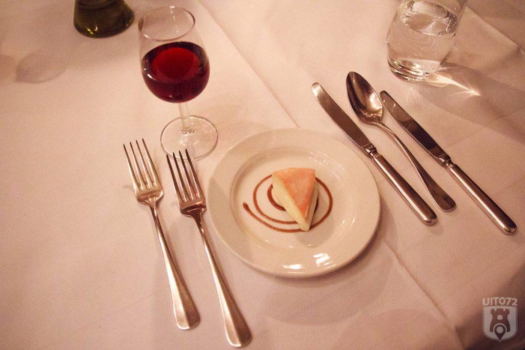 Chaume dessert 't Stokpaardje