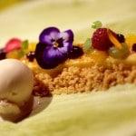 Cheesecake bij Restaurant Fabers, Alkmaar