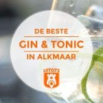 3 Tips voor Gin Tonic in Alkmaar