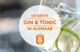 Gin & Tonic in Alkmaar