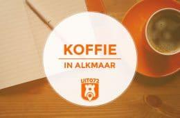 Koffie in Alkmaar