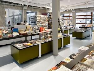 Museumwinkel bij Cultuurcafé Alkmaar