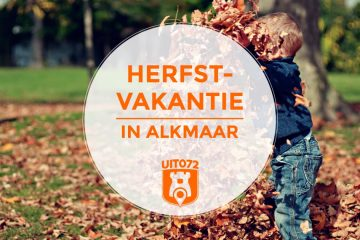 Tips herfstvakantie Alkmaar