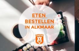 Eten bestellen in Alkmaar