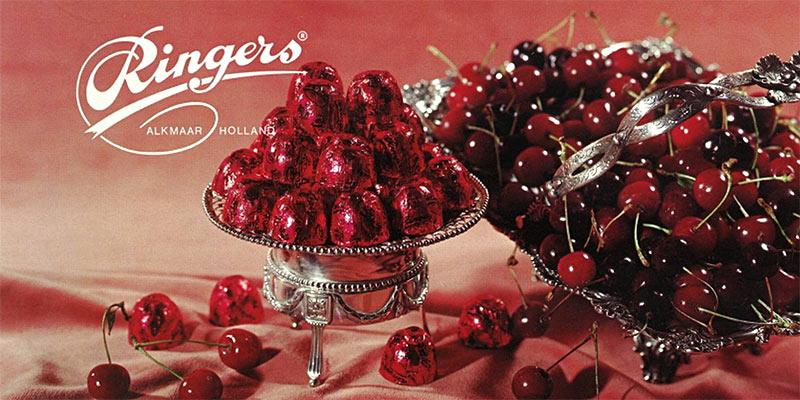 Kersenbonbons van Ringers