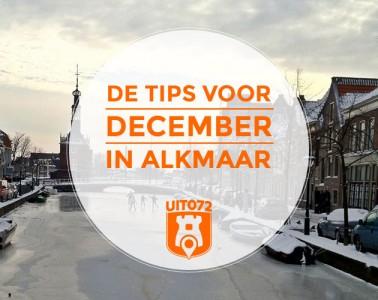 Tips december Alkmaar