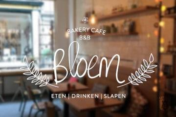 Bakery Cafe - B&B Bloem