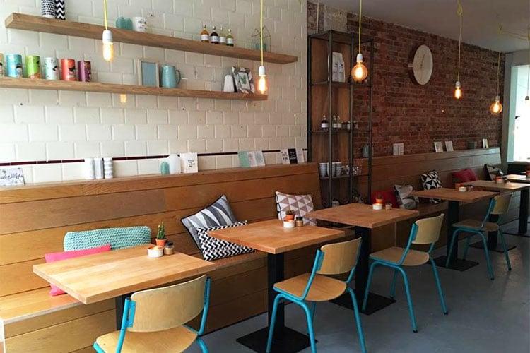 Bakery Cafe - B&B Bloem (interieur)