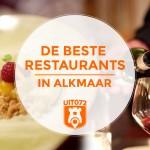 De beste restaurants van Alkmaar