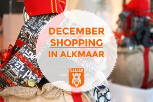 December shopping in Alkmaar