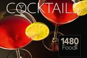 Cocktails bij 1480 Foodbar