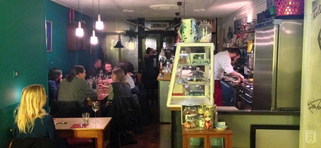 Wim kookt bij Pop-up Restaurant De Filantroop