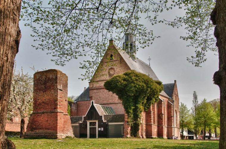Ruïnekerk Bergen