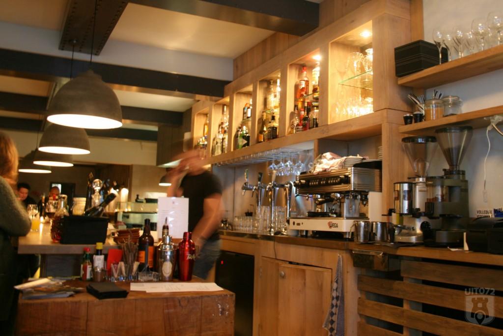 The Bourbon Room Bar