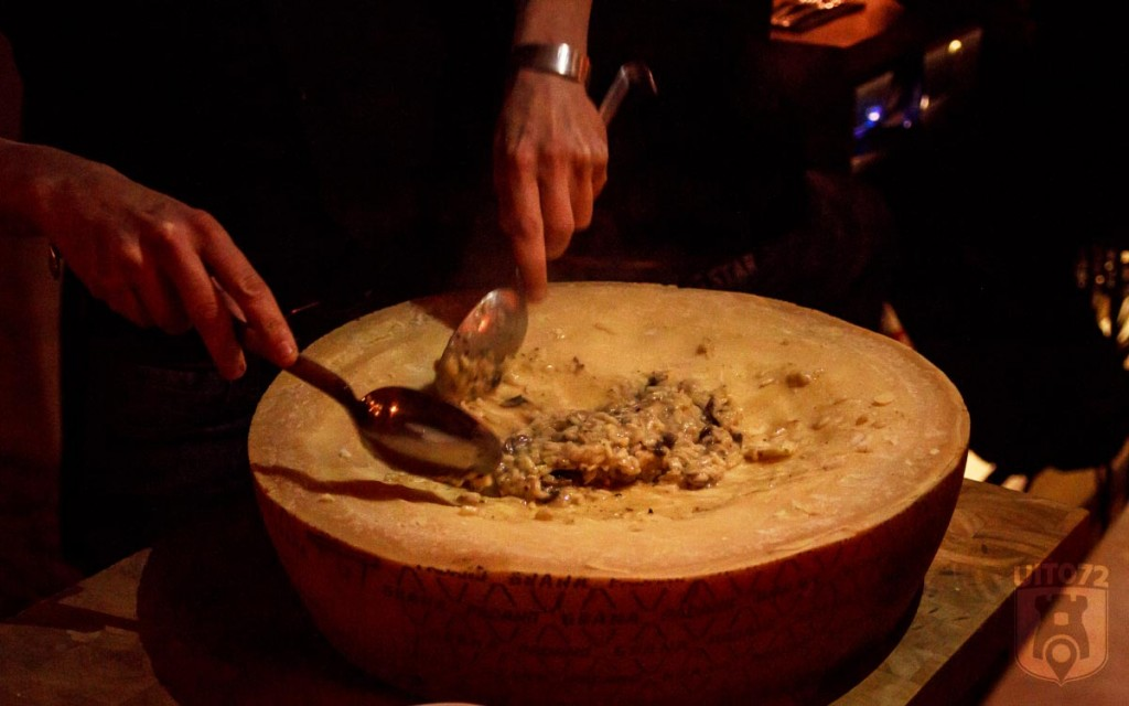 Bourbon Room - risotto-grana-padano