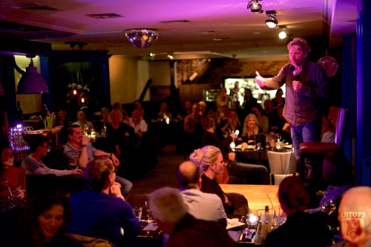 Tom Sligting (Comedy Diner @ De Waag, Alkmaar)