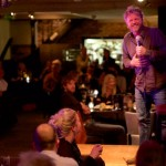 Comedy Diner bij De Waag
