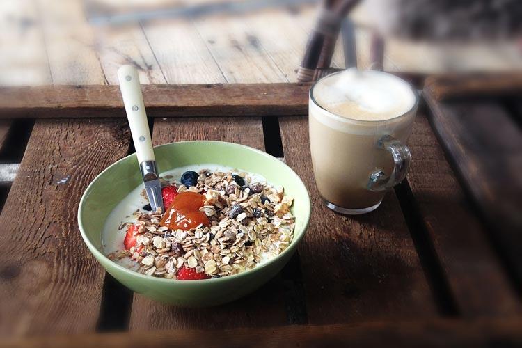 VERS Alkmaar (yoghurt ontbijt)