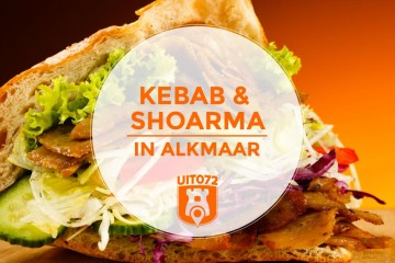 Kebab & shoarma in Alkmaar