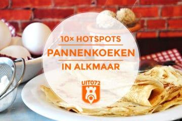 Pannenkoeken in Alkmaar