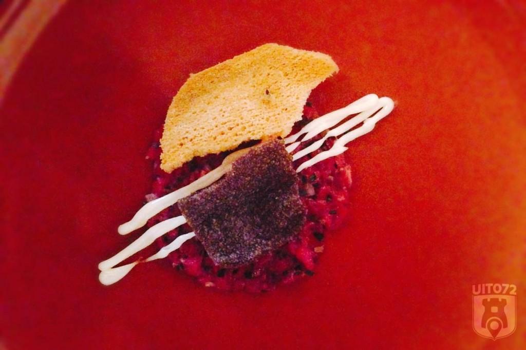 Wijnspijs: steak tartare @ Heeren van Sonoy