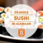 Sushi in Alkmaar