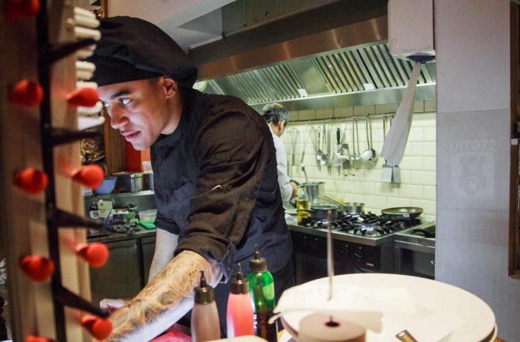 Italica Ristobar - keukenbrigade
