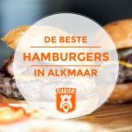 21x hamburgers in Alkmaar
