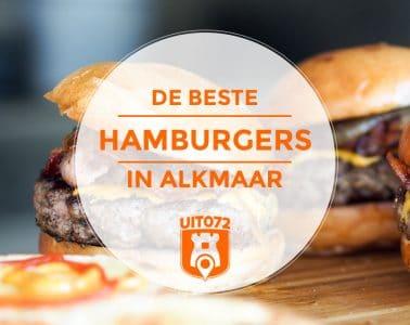 Beste hamburgers in Alkmaar