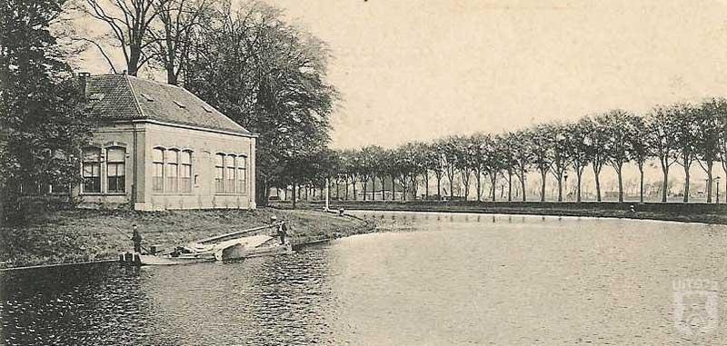 IJkkantoor Alkmaar in 1900