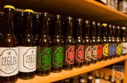 Alkmaarse biertjes van Brouwerij Zeglis