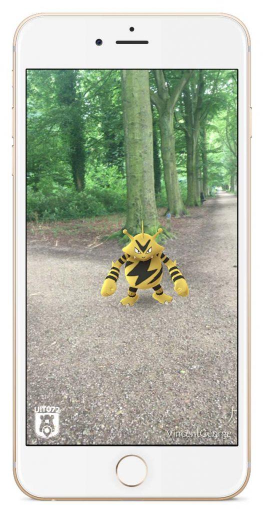 pokemon-go-alkmaar-electabuzz