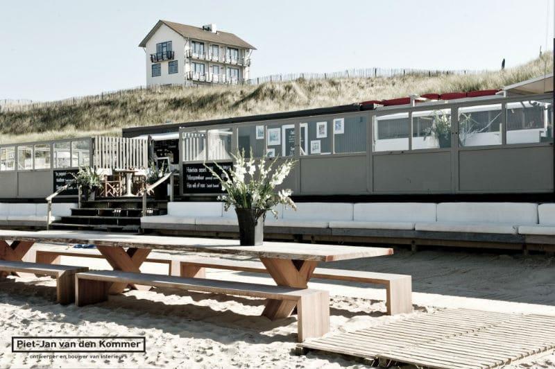 Strandpaviljoen De Jongens (Bergen aan Zee)