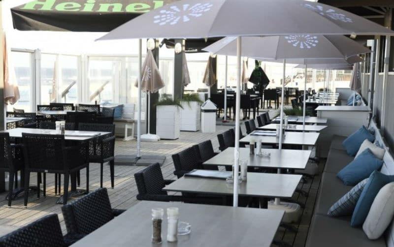 Strandpaviljoen de Schelp (Egmond aan Zee)