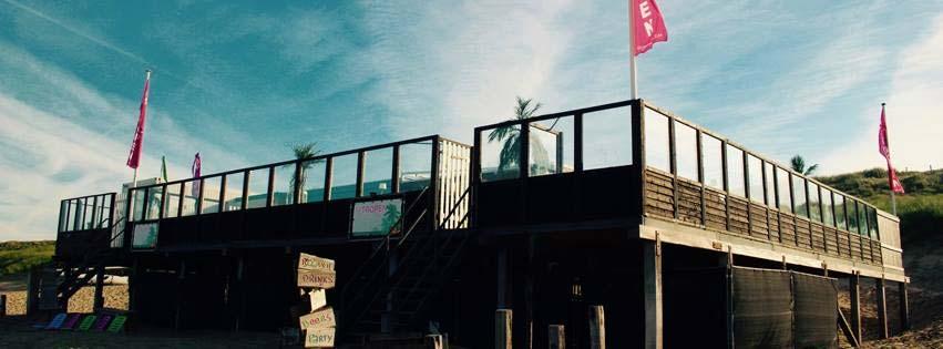 Strandpaviljoen De Tropen (Egmond aan Zee)