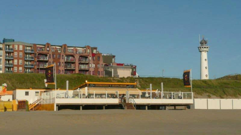 Strandpaviljoen Zeepaardje (Egmond aan Zee)