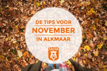 Tips november Alkmaar