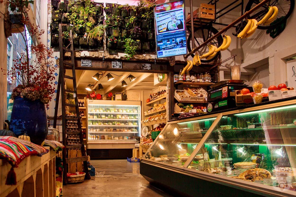 Groentehandel KropSla Alkmaar