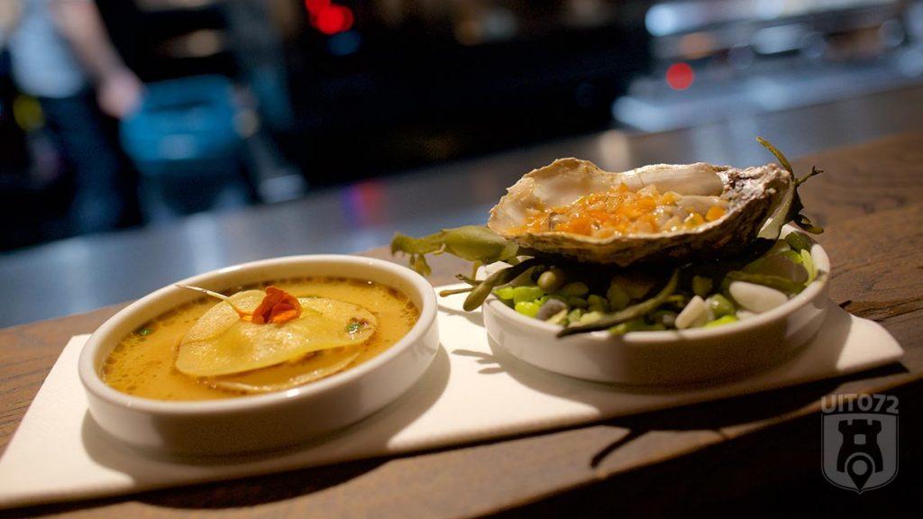 Ravioli & oester (Fabers Alkmaar)