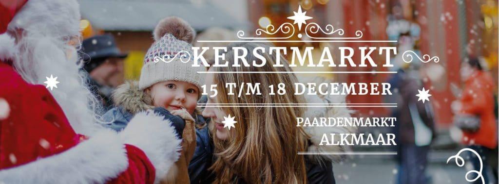 Kerstmarkt Alkmaar 2016