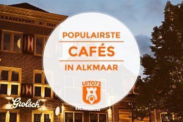 Populairste cafés Alkmaar