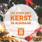 10x kerstmenu in Alkmaar 2018